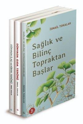 İsmail Tokalak Kitapları Seti - 3 Kitap Takım