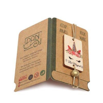 Pan Elastik Kitap Ayracı Unicorn3