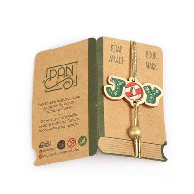 Pan Elastik Kitap Ayracı Kışlık Joy