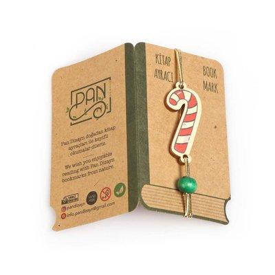 Pan Elastik Kitap Ayracı Baston Şeker
