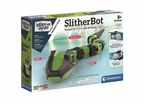 Clementoni 64467 Robotik Laborutavarı Slitherbot