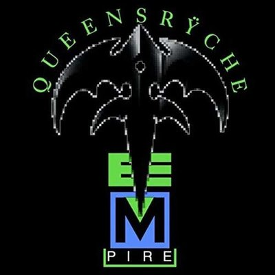 Queensryche Empire Plak