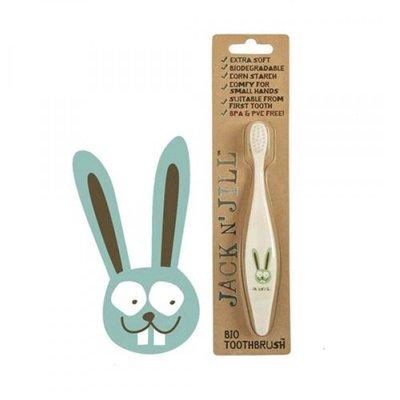 Jack N'Jill Bunny Diş Fırçası