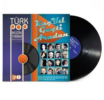 Türk Pop Müzik Tarihi 1960-70'lı Yıllar Vol:1