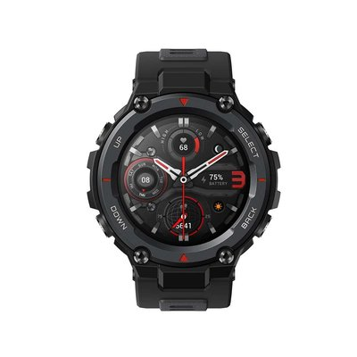 Amazfit T-Rex Pro Siyah Akıllı Saat