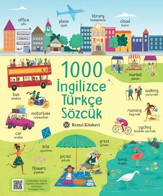 1000 İngilizce - Türkçe Sözcük