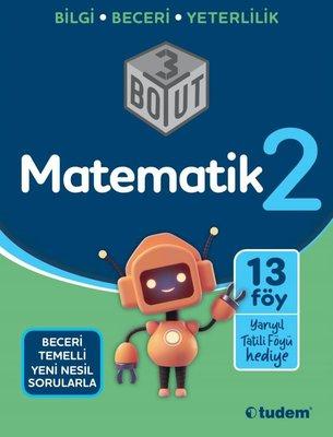 2.Sınıf Matematik 3 Boyut