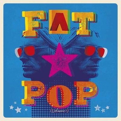 Paul Weller Fat Pop Plak