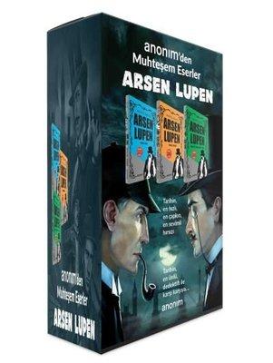 Arsen Lüpen Seti - 3 Kitap Takım