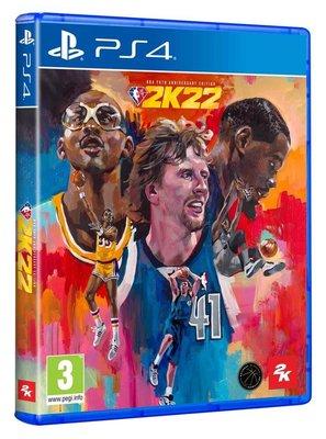 NBA 2K22 75th Anniversary Edition PS4 Oyun