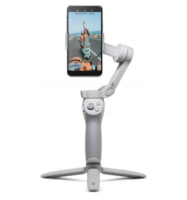 DJI Osmo Mobile 4 SE Gri Gimbal