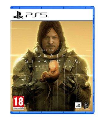 Death Stranding Directors Cut PS5 Oyun