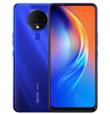 Tecno Spark 6 Go 128 GB 4 GB Mavi Cep Telefonu