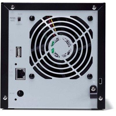 Buffalo Link Station Pro Quad 4Xtray Disksiz