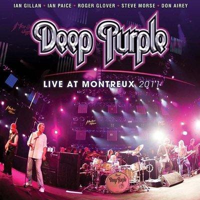 Deep Purple Live At Montreux 2011 CD ve 2 DVD