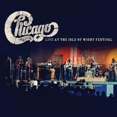 Chicago Live At The İsle Of Wight Plak