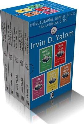 Irvin D. Yalom KutuluTerapi Seti - 5 Kitap Takım