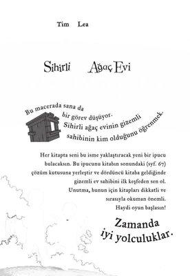 Sihirli Ağaç Evi 2-Gizemli Şövalye