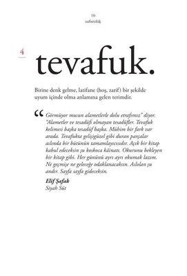 Sufi Sözlük-Müspet Kelimeler Arşivi Cilt 1