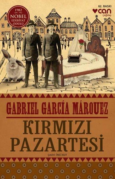 gabriel garcia marquez kırmızı pazartesi ile ilgili görsel sonucu