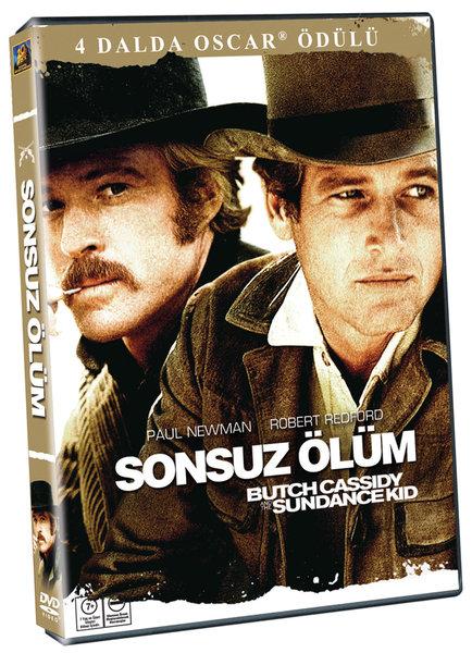 Butch Cassidy And The Sundance Kid - Sonsuz Ölüm