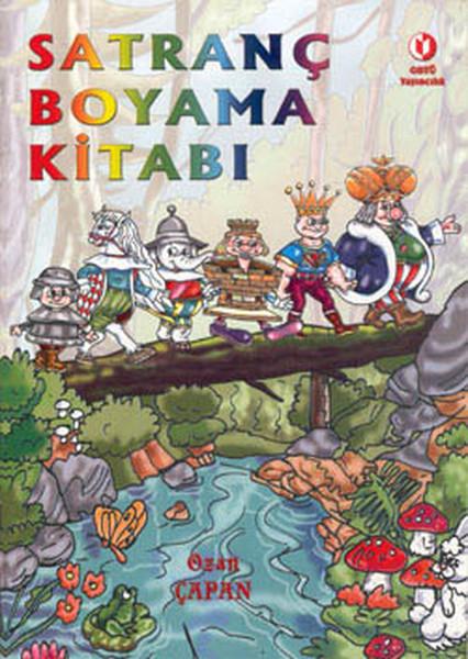 Satranç Boyama Kitabı Dr Kültür Sanat Ve Eğlence Dünyası