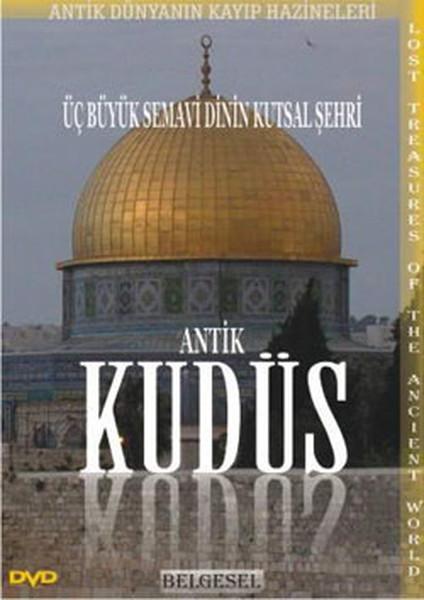 Antik Kudüs Kitap Konusu