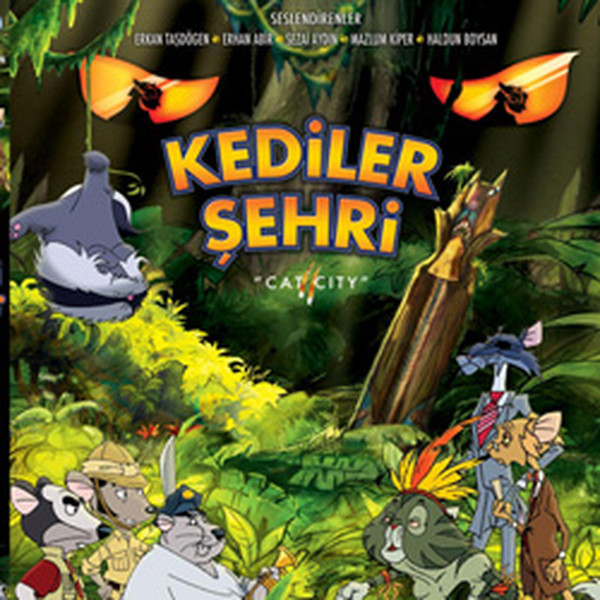 Kediler Sehri - Cat City