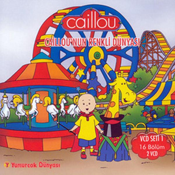 Caillou Hergün Kahraman 16 Bölüm Kitap Konusu
