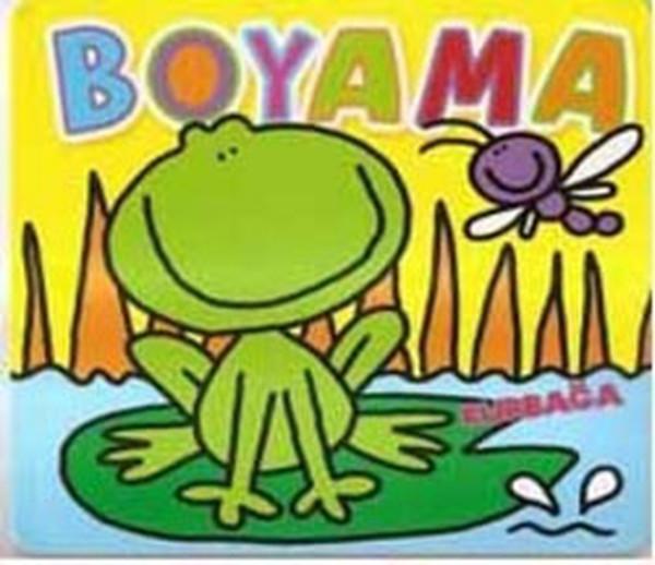 Kurbağa Boyama Dr Kültür Sanat Ve Eğlence Dünyası