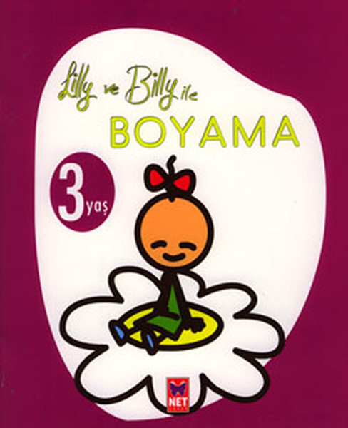Lilly Ve Billy Ile Boyama 3 Yaş Dr Kültür Sanat Ve Eğlence