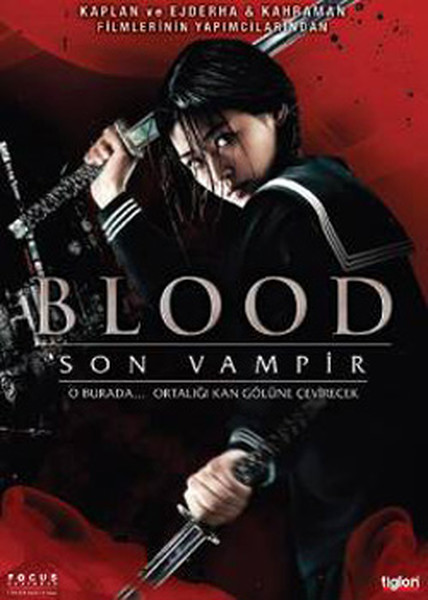 Blood : The Last Vampire - Blood : Son Vampir