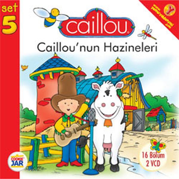Caillou'nun Hazineleri Kitap Konusu