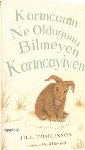 Karıncanın Ne Olduğunu Bilmeyen Karıncayiyen Kitap Konusu