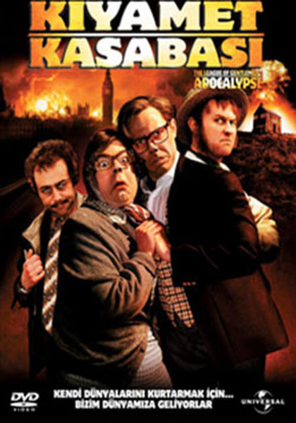 The League Of Gentlemen`s Apocalypse - Kiyamet Kasabasi