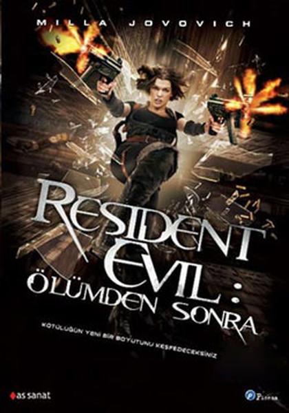 Resident Evil: Afterlife - Ölümcül Deney: Ölümden Sonra