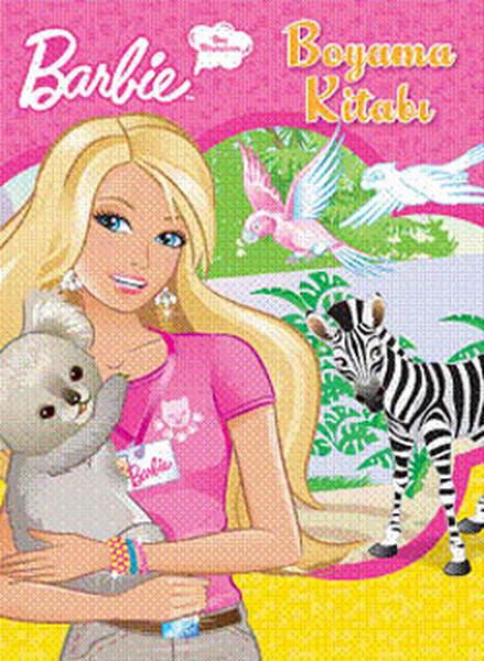 Barbie Ben Büyüyünce Boyama Kitabı Dr Kültür Sanat Ve