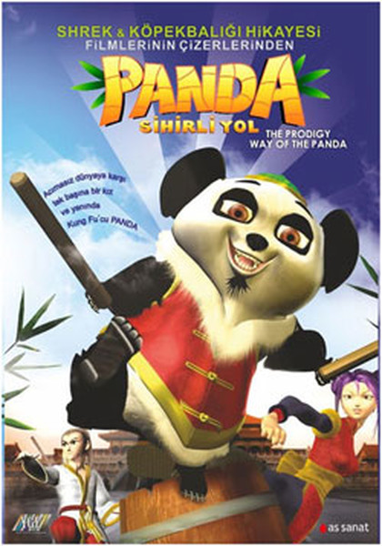 Way of the Panda: The Prodigy - Panda: Sihirli Yol