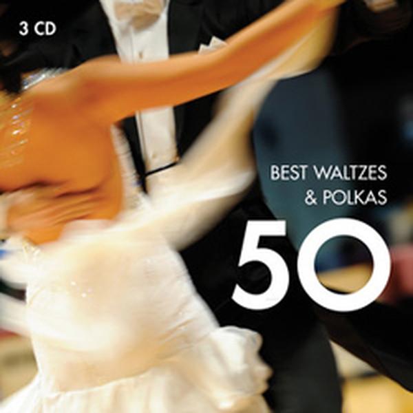 50 Best Waltzes & Polkas