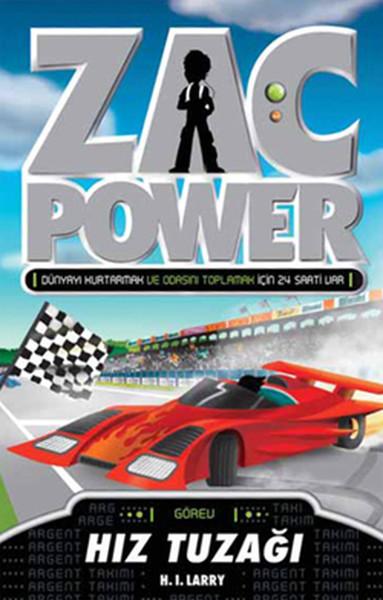 Zac Power 21 - Hız Tuzağı