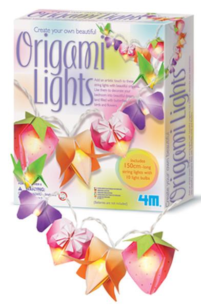 4M Create Your Very Own Beautiful Origami Lights/ Origami Isiklari - 2761