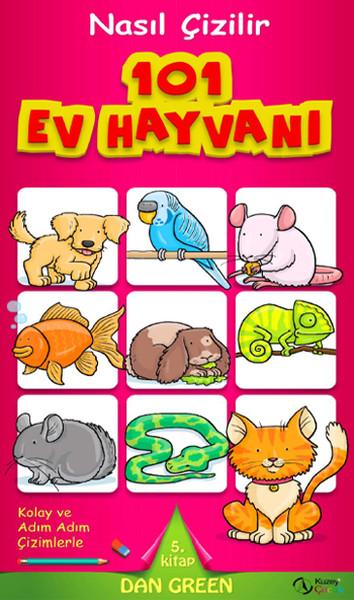 Nasıl çizilir 101 Ev Hayvanı Dr Kültür Sanat Ve Eğlence Dünyası
