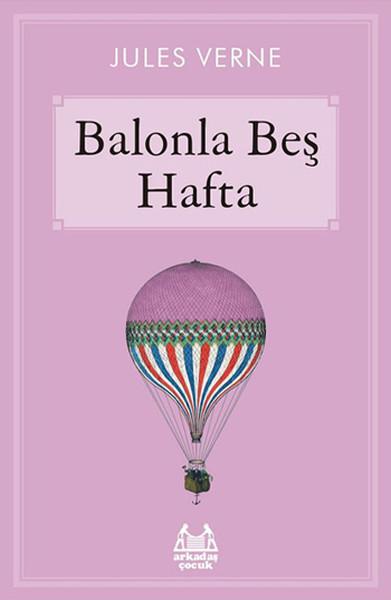 Balonla Beş Hafta ile ilgili görsel sonucu