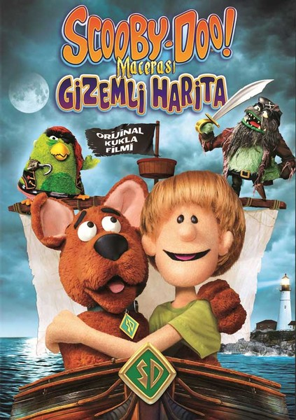 Scooby Doo!: Adventures Of The Mystery Map - Scooby Doo!: Gizemli Harita Macerasi