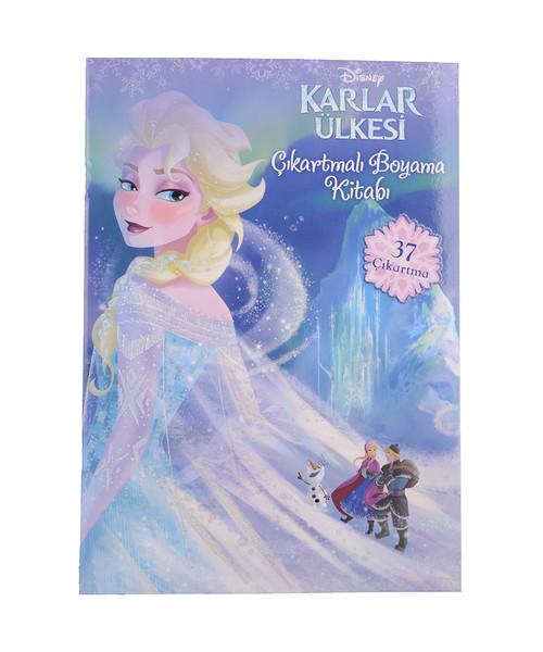 Elsa Ve Anna Film Frozen Karlar ülkesi Iki Prenses Boyama