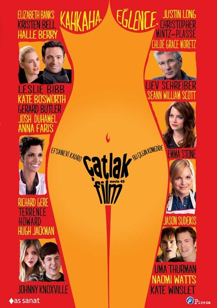 Movie 43 - Çatlak Film Kitap Konusu