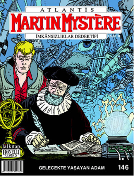 Martin Mystere Sayı: 146