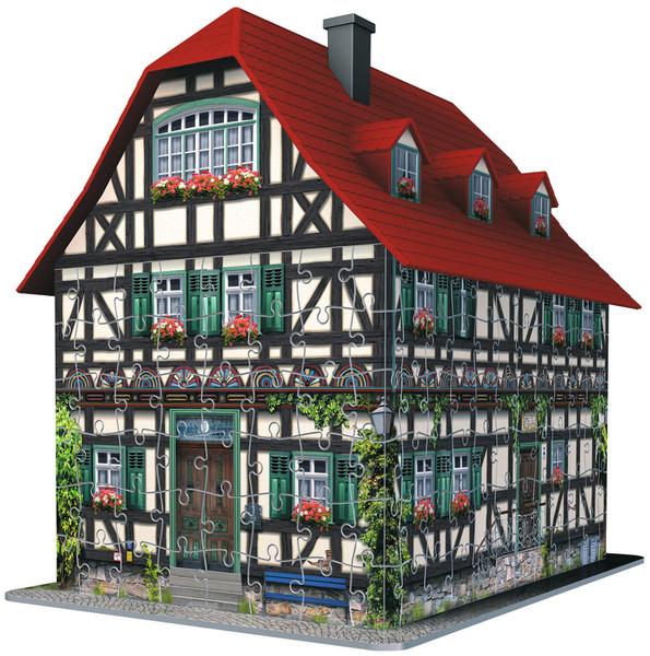 Ravensburger 3D Puz Ciftlik Evi 125722