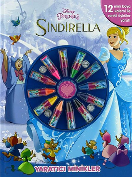 Disney Yaratıcı Minikler Sindirella Dr Kültür Sanat Ve Eğlence