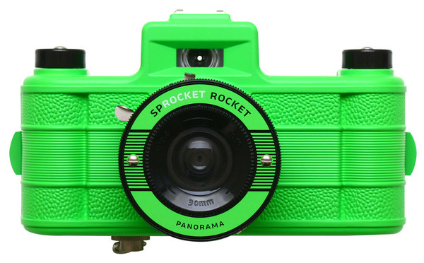 Sprocket Rocket Camera : Sprocket rocket camera cosmic green d r kültür sanat ve
